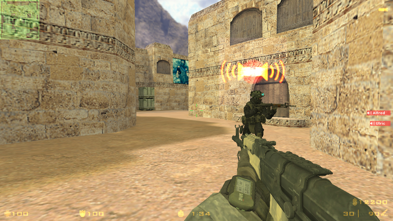 CS 1.6 Call Of Duty