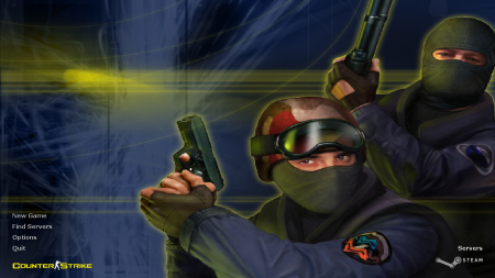 О игре Counter-Strike 1.6