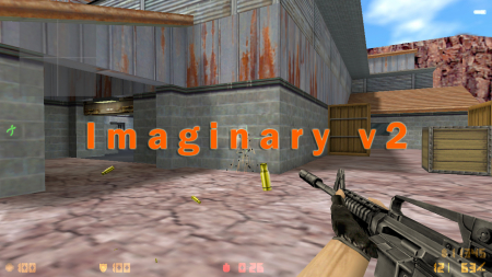 Скачать Imaginary v2 для CS 1.6