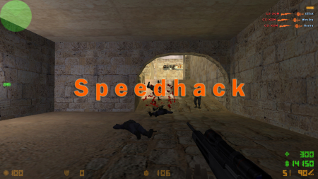 Скачать SpeedHack для CS 1.6